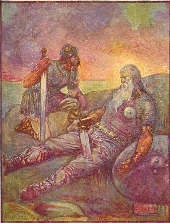 beowulf as the ideal epic hero Quick answer some of beowulf's most important traits as an epic hero include bravery, loyalty, honor, superhuman physical strength, and the willingness to risk his life for the greater good.